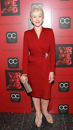 Red NYC Screening 2010 Helen Mirren