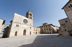 Bevagna, in provincia di Perugia