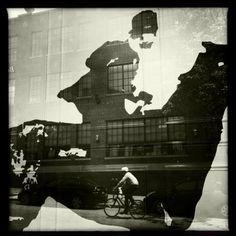 iPhoneography.  Photo: BRETT ZIEGLER