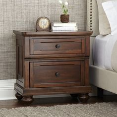 You'll love the Finnegan Nightstand at Birch Lane - With Great Deals on all products and Free Shipping on most stuff, even the big stuff.