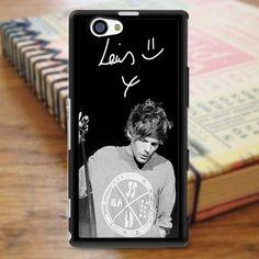 Louis Tomlinson One Direction Boyband Singer Sony Experia Z3 Case