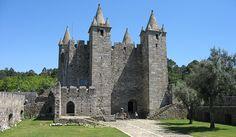 Os 10 mais bonitos castelos de Portugal - Castelo de Santa Maria da Feira
