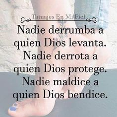 Spanish Inspirational Quotes, Spanish Quotes, Bible Verses About Relationships, Bible Quotes, Motivational Quotes, Healing Words, God Prayer, Spiritual Wisdom, Dear God