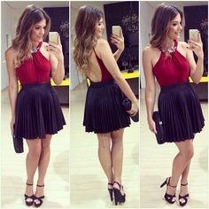 Saturday night!  Body @raizzdamoda saia @lolladona | #lookdanoite #lookofthenight #ootd #selfie #blogtrendalert