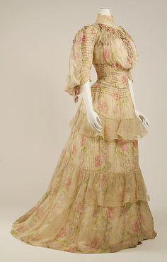 Date: 1902–3 Culture: French Medium: silk