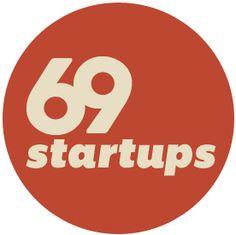 Liste non exhaustive des startups sur la région lyonnaise.