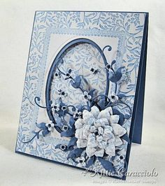 Matching Frame and Panel by kittie747 - Cards and Paper Crafts at Splitcoaststampers
