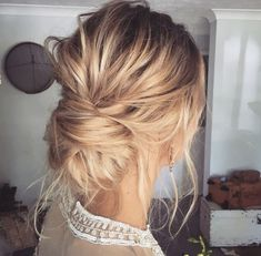 Simple Up-Do