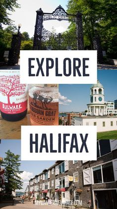 Explore Halifax in a day walking tour is part of Explore Halifax In A Day Walking Tour My Wandering Voyage - From its delicious eats, historic buildings and magnificent waterfront, there is much to do in Halifax, so bring your walking shoes and a camera Alberta Canada, Vancouver, Nova Scotia Travel, Canada Destinations, Canadian Travel, Halifax Canada, Prince Edward Island, Quebec City, Travel Information