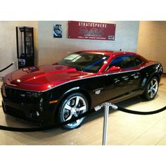 Chevy Camero... I'm in love!