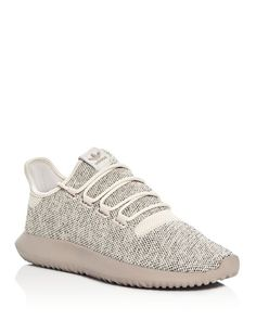 Adidas Men's Tubular Shadow Knit Lace Up Sneakers