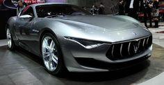 Maserati Alfieri Coming To Wow Sports Car Lovers #Maserati #Maserati_Alfieri