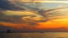 Orange Ave Pier  Fairhope, AL...recently discovered I have long-lost relations living in Fairhope.  Hope to meet them one day-it looks beautiful