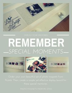 Create and display family photos with style