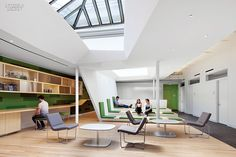 Core Curriculum: NYU's Steinhardt School by LTL Architects | Projects | Interior Design