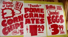 Painted Letters, Hand Painted Signs, Painted Paper, Sign Writing, Hand Writing, Window Signs, Pictogram, Letterpress, Signage
