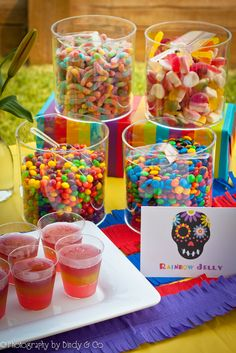 Mexican Fiesta Party - Styled by Bindy & Co. Lolly Buffet