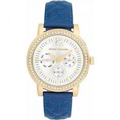 Ceasuri Dama - Sergio Tacchini Watches Sergio Tacchini, Swarovski, Essentials, Watches, Leather, Accessories, Women, Fashion, Moda