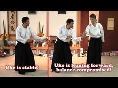 Big Aikido Mistake! Stanley Pranin asks why we allow the attacker to seize the advantage - YouTube