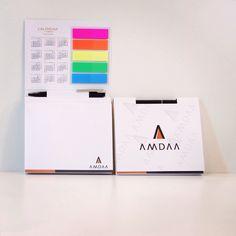 Branded giveaways items دفتر ملاحظات بشعارك الخاص
