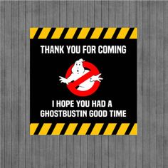 Ghostbusters Poster, 5th Birthday, Birthday Parties, Ghostbusters Birthday Party, Ghost Busters, Monster Party, Party Themes, Party Ideas, Movies Showing