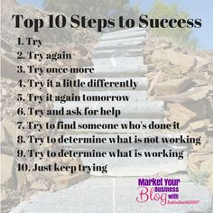 Do you feel disheartened when a prospect said NO? It is not the end of your way to success but make it as your motivation to keep going and keep trying. Ask for help learn a strategy be more confident! Trying is unlimited so go on!