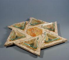 Jewish Star Seder Plate
