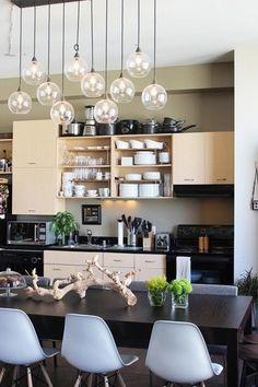 cute Kitchen Lighting Ideas