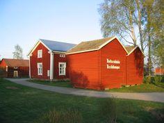 Kotiseututalo Keskikangas - Kauhava, Finland.