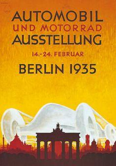 IAA Plakat 1935