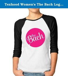 Texhood Women's The Bach Logo Customized 100% Cotton 3/4 Sleeve Raglan Henley Shirt Black M. S: Bust: 48cm Length: 72cm\r\nM: Bust: 51cm Length: 74cm\r\nL: Bust: 53cm Length: 76cm\r\nXL: Bust: 55cm Length: 78cm\r\nXXL: Bust: 58cm Length: 82cm\r\nCUSTOMER SATISFACTION GUARANTEE: Not The Sizes You Wanted? Something Wrong With Color?\r\nPlease Message Us Anytime For Whatever Inquiries, We Are Here To Listen To Your Inquiry And All We Want Is Not Just Sales, But Earning A GREAT CUSTOMERS Like...