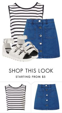 """"" by rainbowsnowcone ❤ liked on Polyvore featuring Miss Selfridge"
