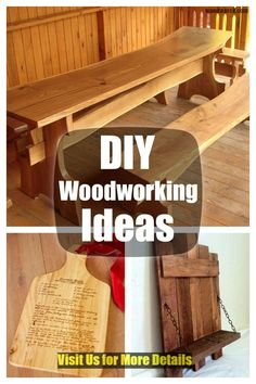Most Simple Tips Can Change Your Life: Woodworking Workbench Furniture woodworking techniques router bits. Woodworking Courses, Woodworking Bench Plans, Woodworking Projects For Kids, Woodworking Joints, Woodworking Workshop, Woodworking Techniques, Woodworking Furniture, Woodworking Crafts, Woodworking Quotes