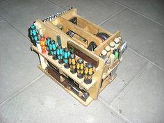 holzprojekte: Werkzeugeinsatz für Systainer