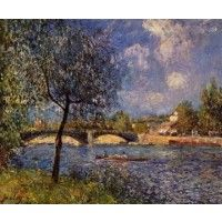 Alfred Sisley Painting Reproductions for Sale