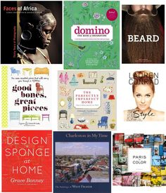 great coffee table books for lots of different interests.#Repin By:Pinterest++ for iPad#