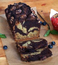 Banánový chlebíček (muffiny či bábovka, těsto je pořád stejné) byla jedna z prvních (vegan) věcí, kt | Veganotic