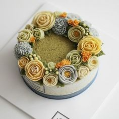 Ring of flowers...beautiful...