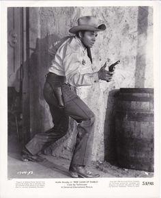 Audie Murphy Ride Clear of Diablo (1954)
