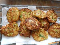 Květákové placičky | Mimibazar.cz Tandoori Chicken, Ethnic Recipes, Food, Fitness, Essen, Meals, Yemek, Eten