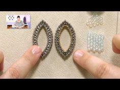 ▶ Beadweaving Basics: How Thread Color Influences Beads - YouTube
