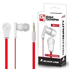 Auricolari Cuffie In Ear MP3 MP4 Alta Qualità Bassi Sport Stereo Universali Nuov