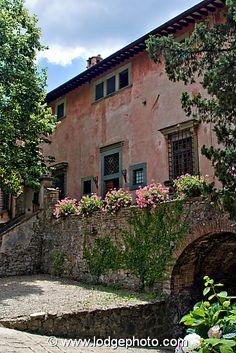 Villa Vignamaggio, Greve in Chianti! Tuscany