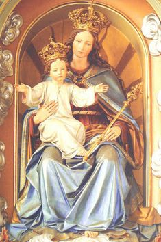 Mary And Jesus, Blessed Mother, Princess Zelda, Fictional Characters, Beautiful, Blessed Virgin Mary, Recommended Books, Beautiful Pictures, Spirituality