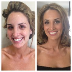 40 Best Before and After Hair and Makeup Transformations by