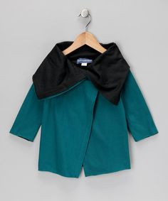 Seen anything as cool for your little girl as this Petrol Cape from 3 Little Stars?
