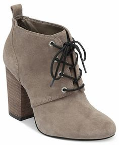 BCBGeneration Boots, Luca Lace Up Booties - Boots - Shoes - Macy's