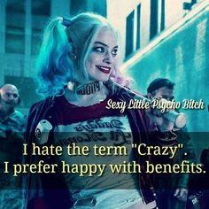Harley Quinn is bad ass Bitch Quotes, Joker Quotes, Sassy Quotes, Badass Quotes, Girl Quotes, Funny Quotes, Funny Memes, Woman Quotes, Harley Quinn Comic