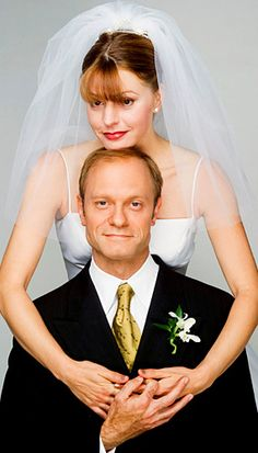 Frasier: Niles and Daphne starring David Hyde Pierce and Jane Leeves