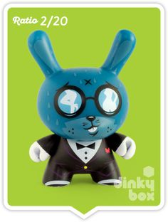 Dunny Evolved Series - Kronk 1